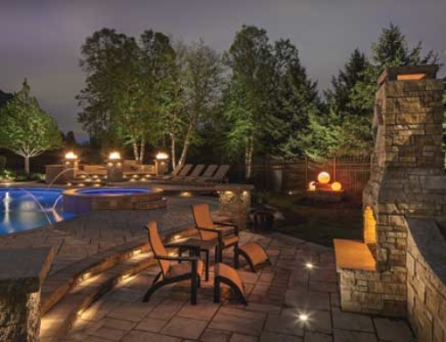 Outdoor Low Voltage Lighting